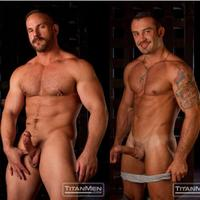 titan gay porn gallery galleries master titan men george samuel colt flip fuck gay porn
