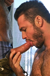 titan gay porn jessy ares allen silver titan men ripped muscle bodybuilder strips naked strokes his hard cock photo self pics mask about guyz gay porn