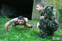UK men gay porn men drill sergeant jay roberts paul walker gay porn photo