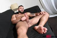 uncut dick gay porn hard brit lads letterio amadeo hairy rugby player uncut cock amateur gay porn beefy muscle playing his