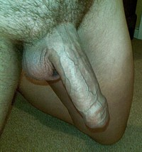 uncut Latino penis thick uncut forskin totally covers cock category latin penis