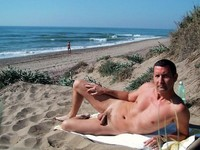 uncut nude men hotblog nudistnude hung uncut nude sunbather