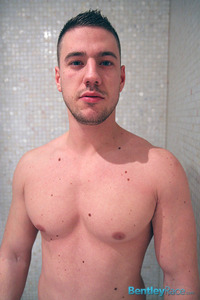 uncut porn pictures bentley race jeffry branson thick uncut cock masturbating shower amateur gay porn athletic jock jerks his