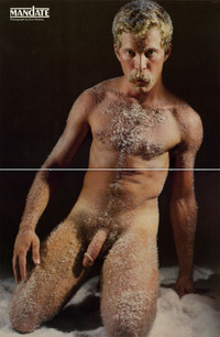 vintage gay porn photos matt forde gay porn xxx playguy photo spread jockstrap snow clone blond adonis hairy mustache pornstache hipster workout tape cock vintage magazine retro furry flashback friday