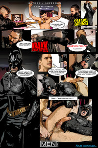 xxx Pics gay porn batman supermancomic part men superman bts